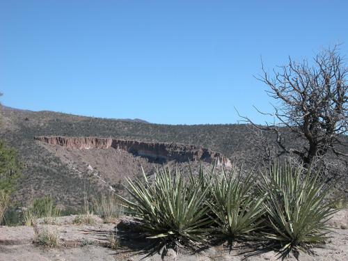 Other Side of Deertrap Mesa